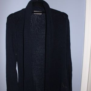 Wooden Ships Cardigan Navy S/M